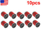 10pcs Oil Filter For Yamaha WR250R YFZ450X YFZ450R YFM250R RAPTOR GAS GAS EC250