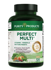 Purity Products Perfect Multi 120 Capsules Dairy-Free, Brand New