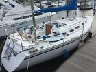 1984 Hunter 34 Sailboat Shooting Star