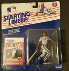 198 Daryl Strawberry  1st Starting lineup Figure/Card Mint Display box good