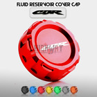 Rear Brake Fluid Reservoir Cover Cap for Honda F2 F3 F4 CBR 600RR 954RR 1000RR