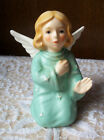 Rare Goebel Hummel Nativity Mint Green Angel Peace Blessing Praise 2