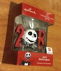 Hallmark The Nightmare Before Christmas Jack 2018 Ornament Exclusive Red Box