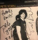 Pete Yorn Music for the Morning After Autographed CD