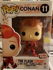 FUNKO POP! SDCC 2017 THE FLASH CONAN EXCLUSIVE IN HAND SHIPS FAST!!