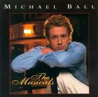 **DISC ONLY** Michael Ball The Musicals CD (1996)