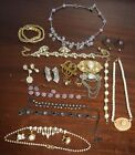 VICTORIAN STYLE, ART DECO, JEWELRY LOT, COSTUME