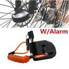 Motorcycle Scooter Anti-theft Brake Disc Lock Wheel Alarm Security Loud