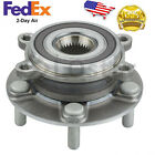 Front Wheel Hub  Bearing Assembly Fits Mazda 6 CX 5 FWD  AWD