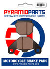 Front Brake Pads for Hyosung KR 110 Master 2004