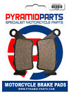 Benelli BX 449 Cross 2007 Rear Brake Pads