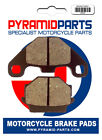 Front Brake Pads for Kawasaki KLR 600 E 85-94