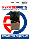 Rear Brake Pads for Aprilia AF1 125 Replica, Sintesi 89-91