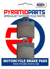 Generic 50 Trigger X Competition 2008 Rear Brake Pads