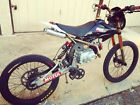 Motoped Pro Motorized Bicycle Street Legal 110cc Electric Start Fast Moped