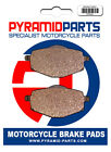 Gilera 125 Apache 1991 Rear Brake Pads