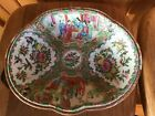 ROSE MEDALLION CHINESE EXPORT PORCELAIN 19TH CENT BOWL PLATE PERFECT