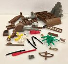 LEGO Pirate Lot Pieces Mixed Parts Various Sizes
