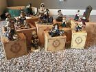 11 - Yesterday's Child The Dollstone Collection & Boyds Bears all are numbered