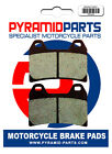 Front Brake Pads for Benelli 666 125 Born in Hell 1998