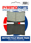 Front Brake Pads for Sachs XTC-N 125 1999