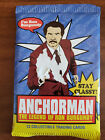 Rare Promo Anchorman Legend of Ron Burgundy Collectible Trading cards Sealed
