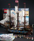 LEGO Imperial Flagship Pirates 10210 100% complete with BOX + INSTRUCTIONS - USA
