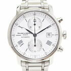 Baume&Mercier Classima Executives Chronograph MOA08732 SS Men's Wrist watch Used