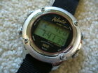 Timex Atlantis 100 Digital LCD Watch w/Indiglo