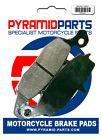 Rear Brake Pads for Kawasaki VN 1500 Classic Tourer Fi 2000