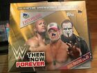 2016 TOPPS WWE THEN, NOW, FOREVER WRESTLING HOBBY BOX FACTORY SEALED NEW