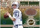 Peyton Manning Cards, Rookie Cards and Memorabilia Buying Guide 19
