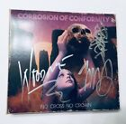 Corrosion of Conformity - No Cross No Crown Signed Autographed CD