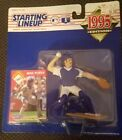 1995 Mike Piazza Starting Lineup Card/Figure/Display Box  Mint