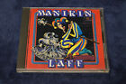 Manikin Laff: Self-Titled - CD (Red Light, 1990) Heavy Metal