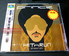 Taiwan Limited CD w/RARE OBI SEALED! Prince 2016 HITNRUN Phase Two Rogers Nelson