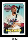 2018 Topps Heritage High Number Baseball Cards 24