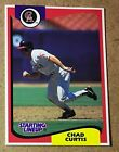 1994 Starting Lineup CHAD CURTIS, California Angels CARD