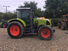 CLAAS ARES 697 ATZ 2006 06 EX LOCAL FARM LOW HOURS claas tractor ARION jd engine