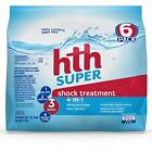 HTH Pool Shock Treatment 54 Available Chlorine