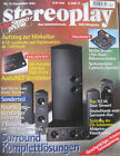 Stereoplay 12/94 AudioNET Pre + Amp, Yamaha DSP A 780, ALR Step 3, McGee Dream