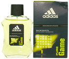 Pure Game by Adidas For Men EDT Cologne Spray 3.4oz Shopworn New