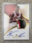 2012-13 Panini Immaculate Basketball Rookie Autograph Patch Gallery, Guide 82