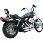 Vance and Hines Exhaust ShortShots Staggered 91 05 Dyna Harley Davidson