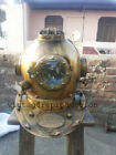 Diving Helmet US Navy Mark V Deep Sea Marine Divers Antique Scuba SEA Divers