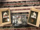 1980 1982 1983 HALLMARK KEEPSAKE BELL RINGERS ORNAMENT--IN ORIGINAL BOXES IN BOX