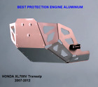 Guard protection for engine (Aluminum plate) HONDA Transalp XL700V 07-14