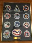 NASA Space Shuttle Patches from Kelloggs