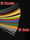 Heat shrink tubing 12 colors to choose from 3 64 to 15 ID pick and choose