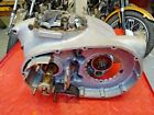 1971 BSA A65 Lightning Motor Engine Cases and Crank Assembly